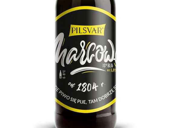 Na rynku debiutuje piwo Pilsvar Marcowe
