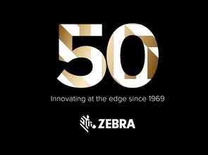 Zebra Technologies ma już 50 lat