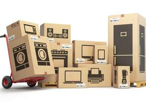 Rohlig Suus Logistics: AGD Polacy kupują przez internet