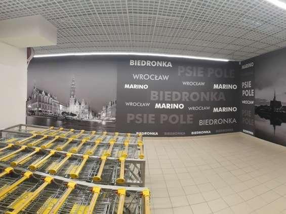 Biedronka premium we Wrocławiu [GALERIA]