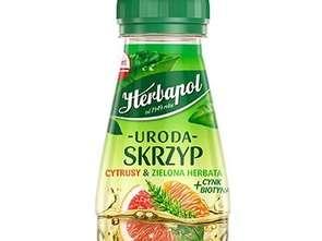 Herbapol-Lublin. Napoje owocowo-ziołowe