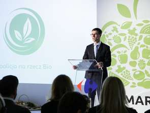 Carrefour organizuje kongres o żywności ekologicznej