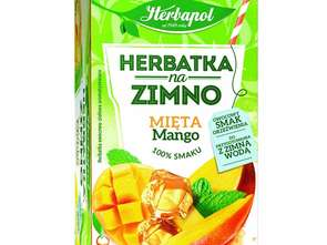 "Herbapol-Lublin. Herbatki ""parzone"" na zimno"