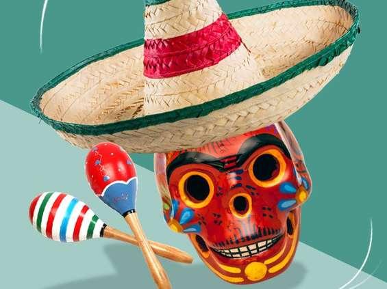 Meksykańska fiesta w Placu Unii