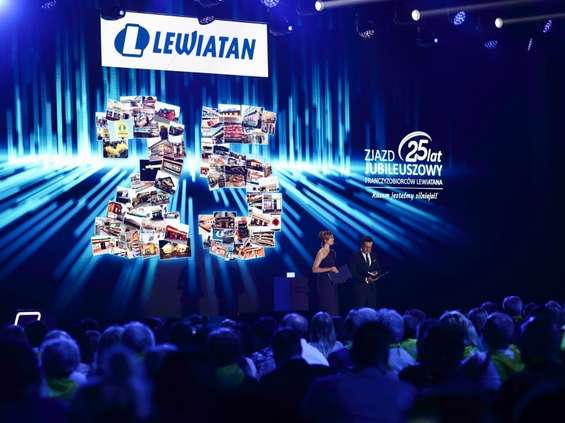 Huczne obchody 25-lecia PSH Lewiatan