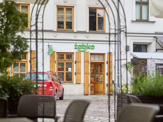 Żabka w Krakowie, jakiej jeszcze nie było