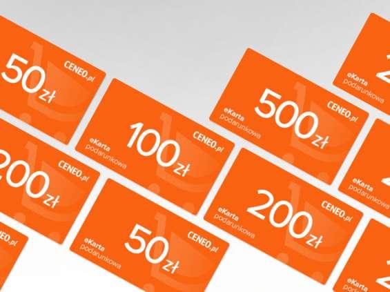 Ceneo.pl wprowadza karty podarunkowe
