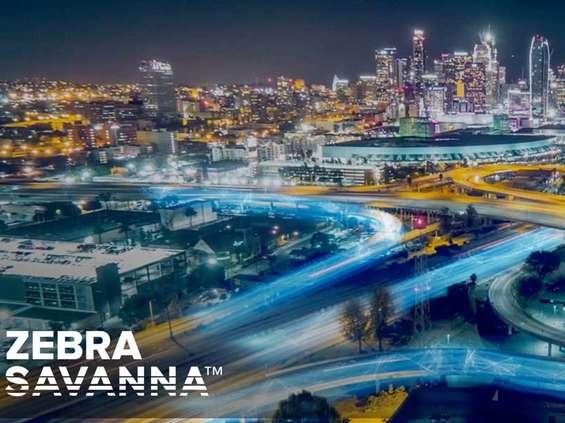 Zebra Technologies z usługą Savanna Data Services