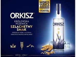 Wódka Orkisz nagrodzona