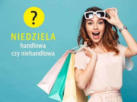 Czy w niedzielę można bez przeszkód robić zakupy?