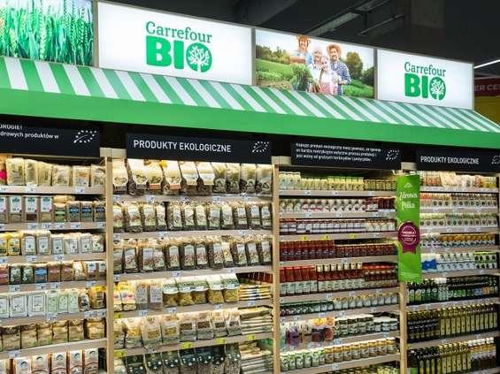 Carrefour Bio: nie wiadomo kiedy i gdzie