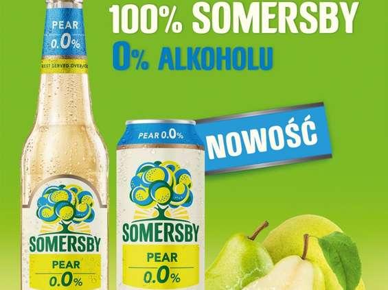 100% Somersby, 0% alkoholu