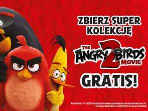 Angry Birds na stacjach Circle K