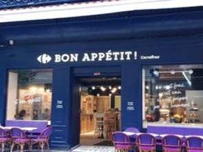 Carrefour otwiera restaurację