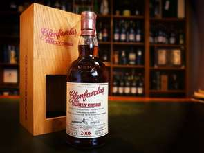 """Glenfarclas The Family Casks 2008. Private selection by Jarek Buss"""
