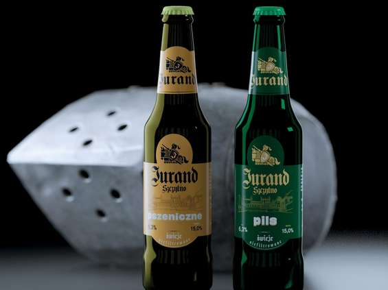 Mazurska Manufaktura Alkoholi wskrzesza piwo Jurand