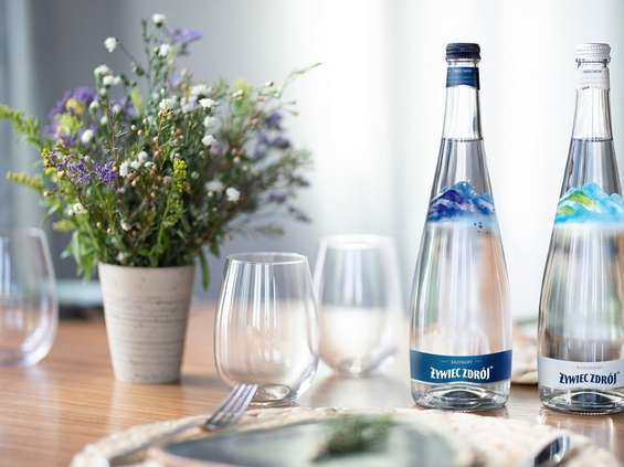 Żywiec Zdrój po raz pierwszy w szklanej butelce