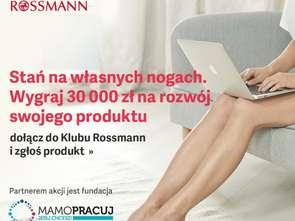 Rossmann zachęca kobiety do zakładania własnych biznesów