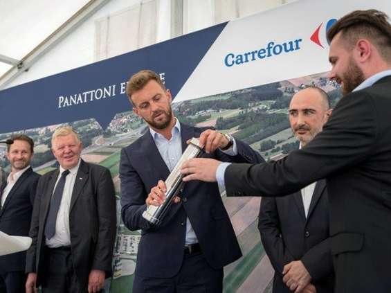 Carrefour zbuduje magazyn w Rawie Mazowieckiej