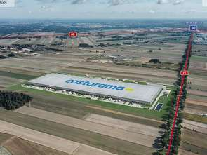Centrum logistyczne Castoramy w Srykowie już działa