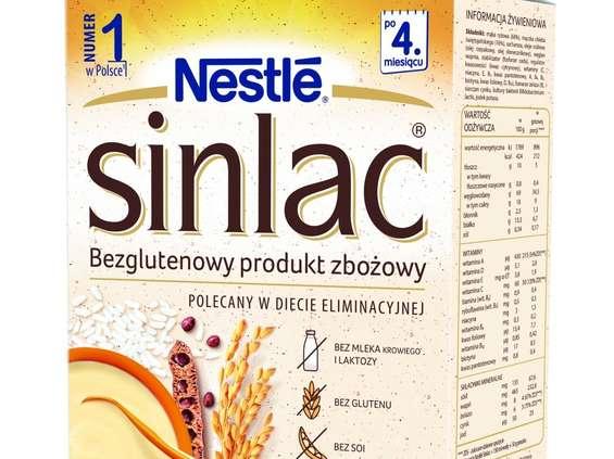 Nestlé Polska. Nestlé Sinlac