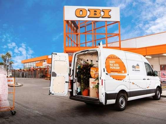 CityBee dla klientów Obi