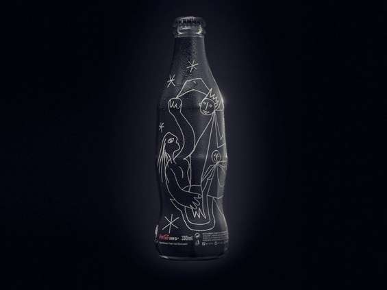 Coca-Cola. Limitowana edycja butelki Coca-Cola