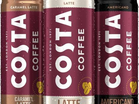 Costa Coffee. Costa Coffee Ready-to-Drink