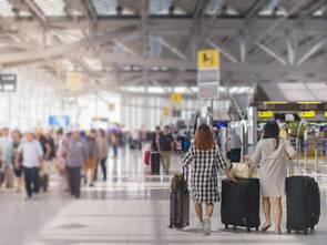 Z Visą tańsze zakupy na lotniskach