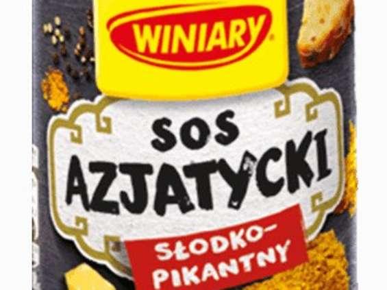 Nestlé Polska. Nowa linia sosów Winiary