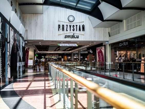 Galeria Mazovia z nową strefą food court