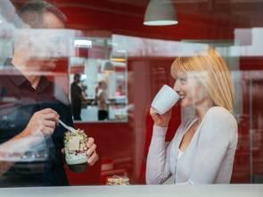 Jak kawa, to najlepiej ... na stacji benzynowej