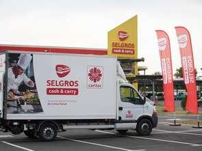 Selgros kontynuuje współpracę z Caritas Poznań