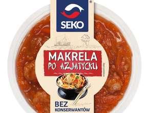 Seko. Zapiekane makrele
