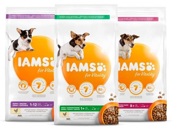 Spectrum Brands Poland. Iams for Vitality