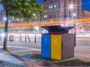Pierwszy recyklomat od Coca-Coli stanie w stolicy już w piątek