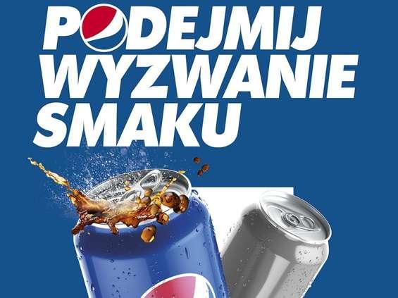 Trwa Wyzwanie Smaku Pepsi