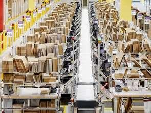 Amazon buduje centrum logistyczne na Dolnym Śląsku