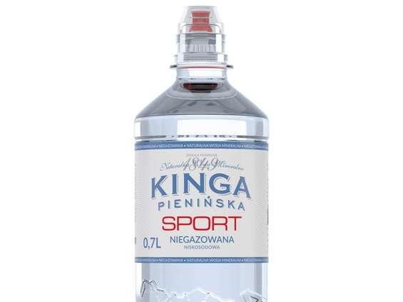 Kinga Pienińska. Kinga Pienińska Sport