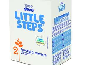 Nestlé Polska. Little Steps 2