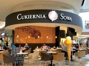 Cukiernia Sowa najemcą Silesia City Center