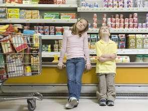 Sprzedaż detaliczna żywności spadła w czerwcu