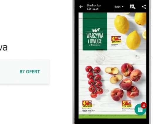Blix z największą w Polsce listą zakupów w aplikacji