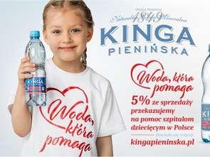 Woda, która pomaga od Kingii Pienińskiej