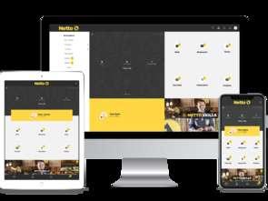 Netto uruchamia aplikację dla pracowników