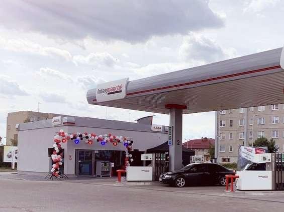 Intermarché z kolejną stacją paliw