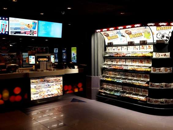 Słodycze Wawel wchodzą do kin Cinema City w Europie Środkowej