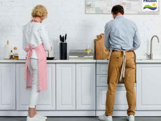 Ona czy on? Kto gotuje w domu?