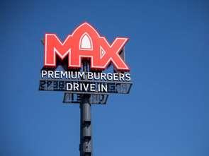MAX Premium Burgers w Poznaniu