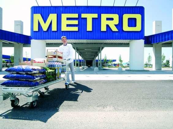 Czech i Słowak nie przejęli Metro AG
